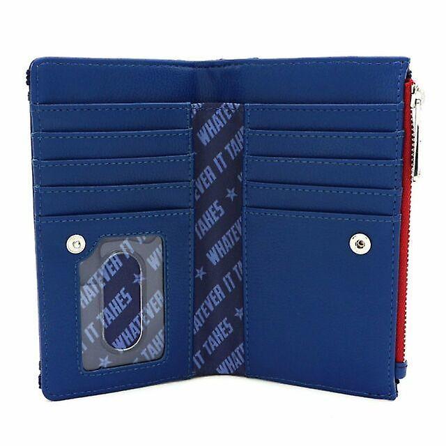 Handtaschen & Brieftaschen Loungefly Marvel Captain America Wallet
