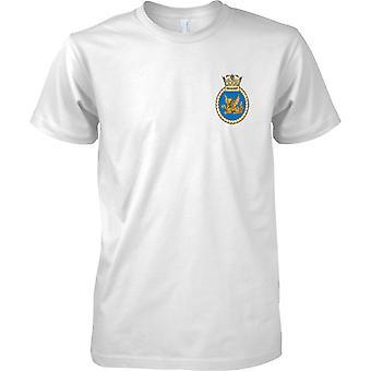 HMS wachsam - königliche Marine u-Boot-T-Shirt Farbe