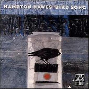 Hampton Hawes - Bird Song [CD] USA import