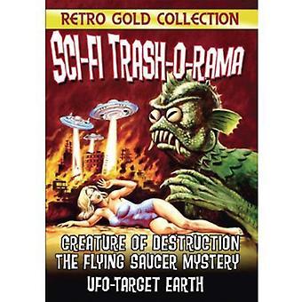 Sci-Fi Trash-O-Rama-3 Sci-Fi 'Epics' [DVD] USA import
