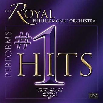 Royal Philharmonic - Rpo utfører #1 treff [DVD] USA import