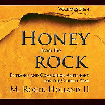 Holland - Honey From the Rock 3 & 4 [CD] USA import