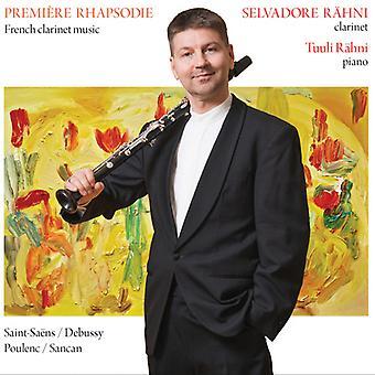 Premiere Rhapsodie [CD] USA import