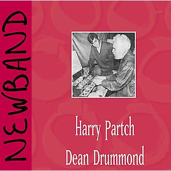 Partch/Drummond - Newband [CD] USA import