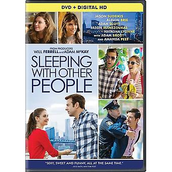 Sleeping with Other People [DVD] USA import
