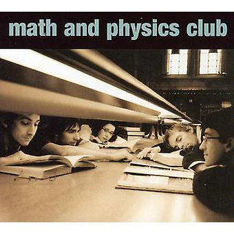 Math & Physics Club - Math & Physics Club [CD] USA import