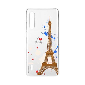Hull For Xiaomi Mi 9 Lite Souple Paris