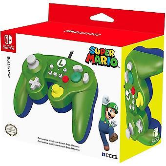 Super Mario Nintendo Switch Luigi Battle Pad