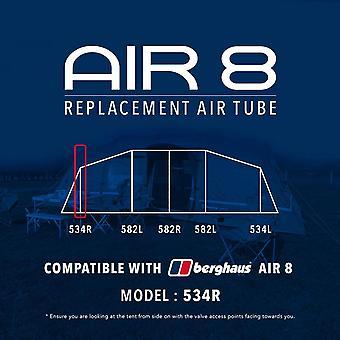 Berghaus Replacement Air Tube - 534R Black