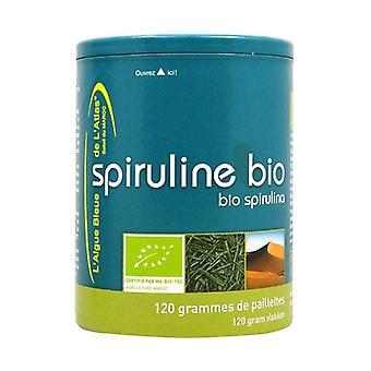 ORGANIC Glitter Spirulina 120 g of powder