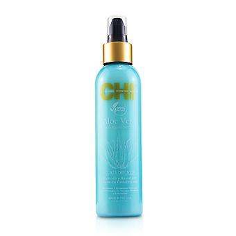 Aloe vera with agave nectar curls defined humidity resistant leave in conditioner 238588 177ml/6oz
