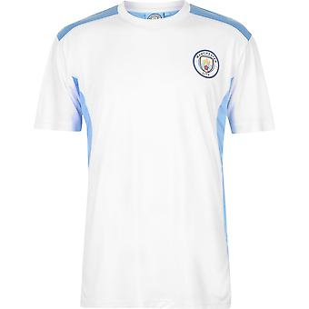 Source Lab Manchester City Poly T Shirt
