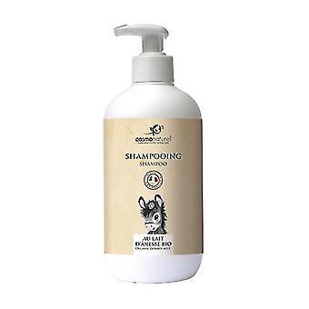 Organic donkey milk shampoo 500 ml