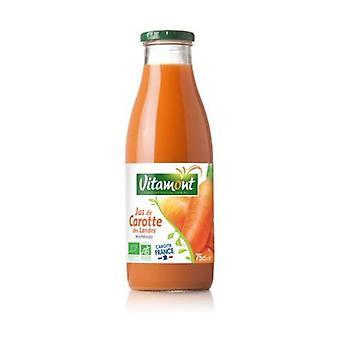 Jugo de zanahoria 750 ml