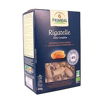 Rigatelle 1/2 complete - bronze mold - 100% France 400 g