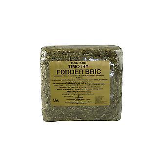 Gold Label Timothy Fodder Bric - 1 Kg
