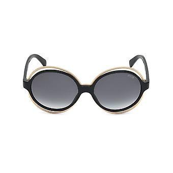 Emilio Pucci - Accessoires - Zonnebrillen - EP0055_01B - Dames - zwart,antiekwit
