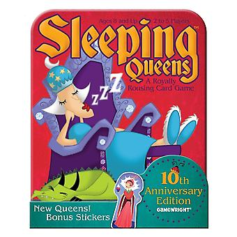 Games - Ceaco Gamewright - Sleeping Queens Anniversary Kids Toys 230t