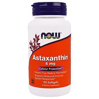 Maintenant Aliments, Astaxanthine, 4 mg, 90 Softgels