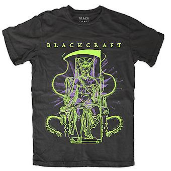 Blackcraft cult - demon throne - men's t-shirt