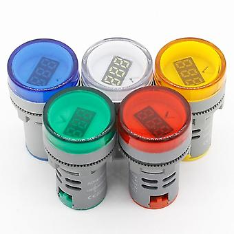 Led Voltmeter Voltage Meter Indicator Pilot Light