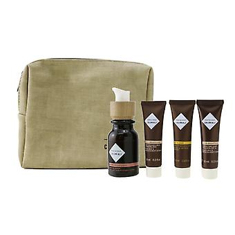 The Potion Of Perfection Set With Pouch: 1x Hydra Brightening - Firming Serum - 30ml/1oz + 1x Hydra Brightening Pure Rad