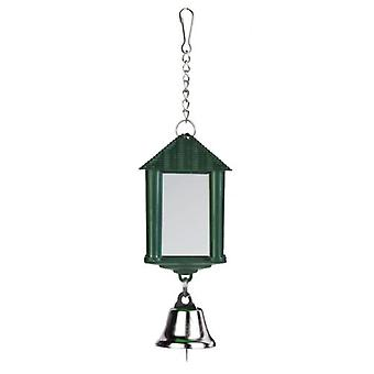 Trixie Lantern Mirror with chain and bell (Birds , Bird Cage Accessories , Mirrors)