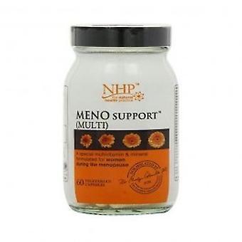 Natural Health Practice - Meno Support (Multi) 60 capsule