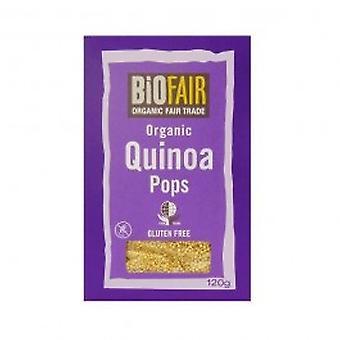 Biofair - Organic Quinoa Pops