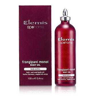 Exotic Frangipani Monoi Body Oil 100ml or 3.4oz