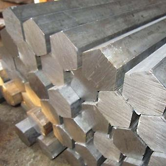 S8 8mm Hexagonal Authenctic- 304 Stainless Steel Bar Hexagon & Rod