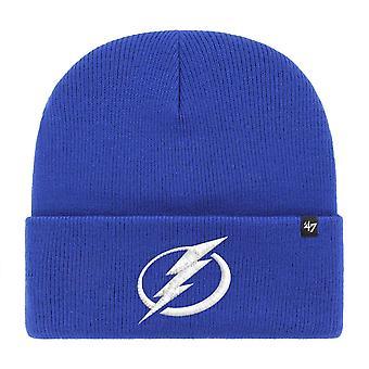 47 Brand Beanie Winter Hat - HAYMAKER Tampa Bay Lightning