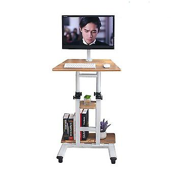 Ergonomic Computer Laptop Standing Desk Adjustable Stand Up Desk Riser