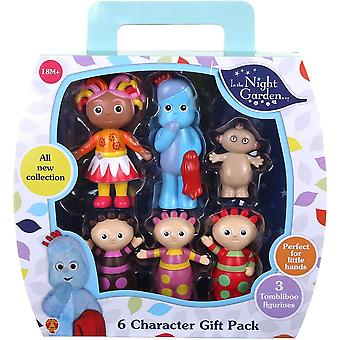 In the Night Garden Figurine Gift Pack For Ages 18 Months+