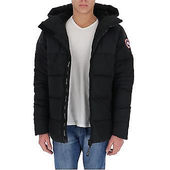 Canada Goose 2742m61 Men's Black Nylon Down Jacket