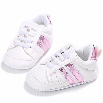 Zapatos Casual bebés, cuna para niños,,, unisex, bebé, con cordones, solo suave joggers casuales