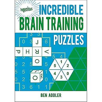 Brain Training Puzzles (Ingenious Puzzles)