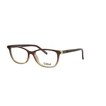 Chloe CE2716 237 Brown Gradient-Honey Glasses