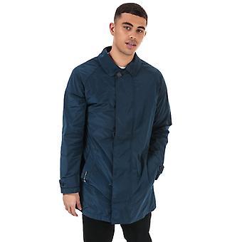 Men's Henri Lloyd Consort Memory Satin Jacket in Blue
