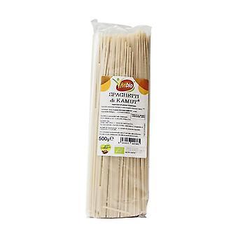 Kamut white spaghetti None