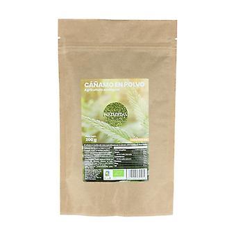Økologisk hamp pulver 200 g