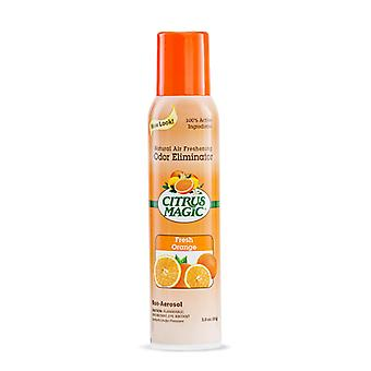 Citrus Magic Odor Eliminating Fresh Orange Air Freshener