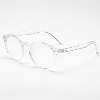 Vintage Retro Pyöreä Silmälasit Optiset silmälasit Silmälasit /miehet