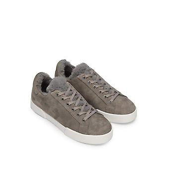 Kenneth Cole New York Womens Tyler Fabric Low Top Lace Up Fashion Sneakers