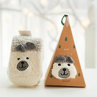 Jesień zima kot pazury słodkie bawełna luźne paski załoga moda kolorowe