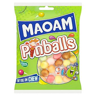 MaoaM Pinballs Chewy Sweets, 140g Share Bag