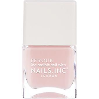 Nails inc Relationship Status: Blushing Nail Polish Collection - Victoria Embankment 14ml