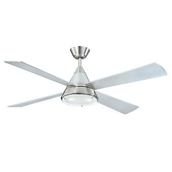 Energy-saving ceiling fan Cosmos with light and remote