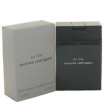 Narciso rodriguez gel de ducha por narciso rodriguez 483384 200 ml