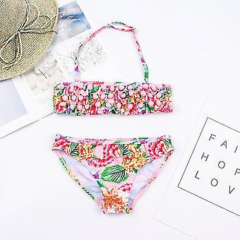 Multi Style Kids Bikini Set New Print Swimwear Swimsuit Summers Bathing